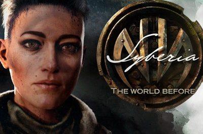 Syberia: World Before получила новый трейлер и дату релиза [ВИДЕО]