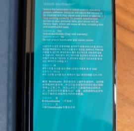 В Samsung Galaxy Z Fold3 встроили защиту от любителей кастомных прошивок