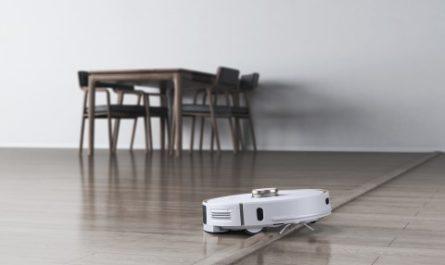 Viomi S9: умный робот-пылесос с системой самоочистки