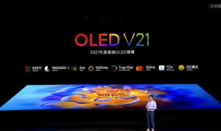 Xiaomi представила два новых умных OLED-телевизора
