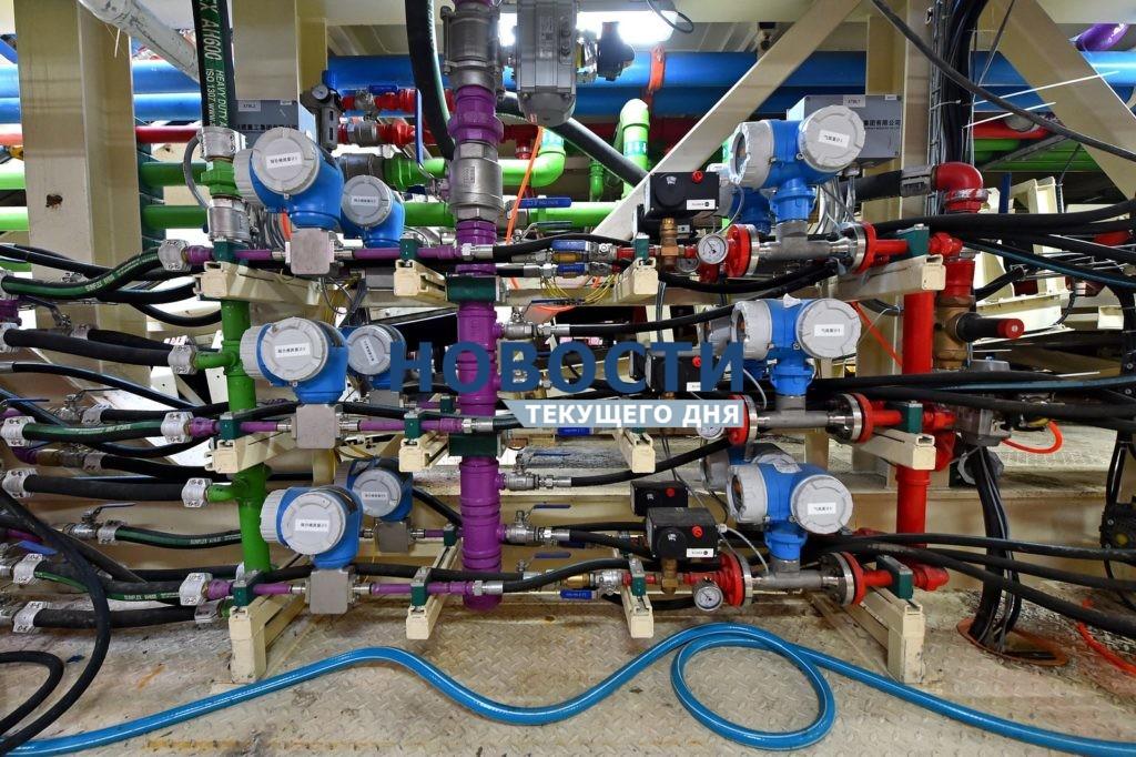 В Хамовниках реконструируют коллектор подземных коммуникаций