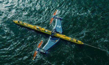 Запущена самая мощная приливная турбина в мире