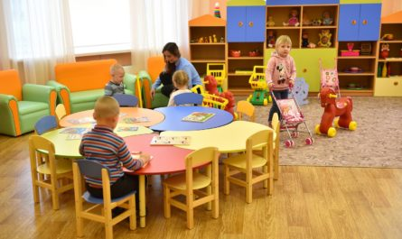 В проблемном ЖК «Медовая долина» введен в эксплуатацию детский сад