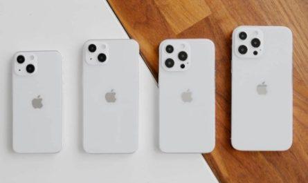 Apple показала iPhone 13. Старые айфоны подешевели?