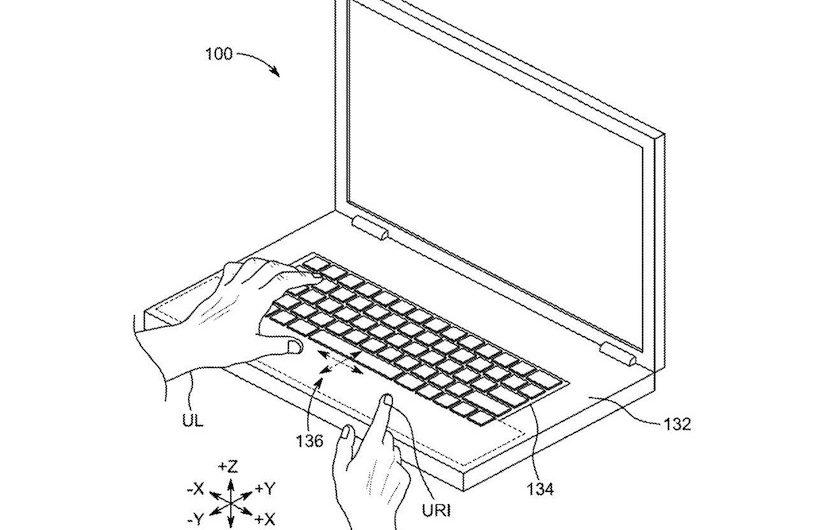 Apple разработала огромный трекпад для новых MacBook