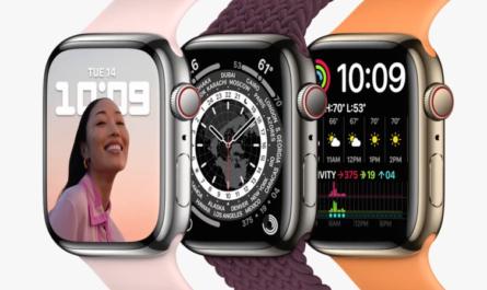 Apple Watch Series 7 — большой экран, прочный корпус и защита от пыли IP6X