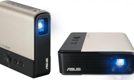 ASUS показала беспроводной проектор ZenBeam E2 и мониторы ProArt