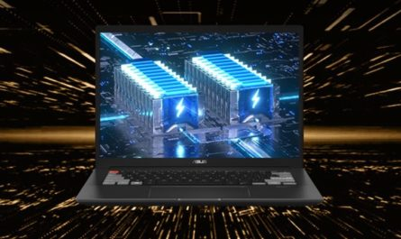ASUS выпустила игровые ноутбуки на Ryzen 9 c 4K-дисплеями