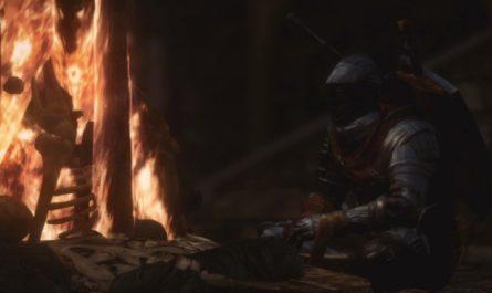 Блогер решил превратить Skyrim в Dark Souls с помощью 500 модов