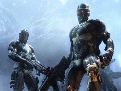 Crytek назвала дату релиза Crysis Remastered в Steam