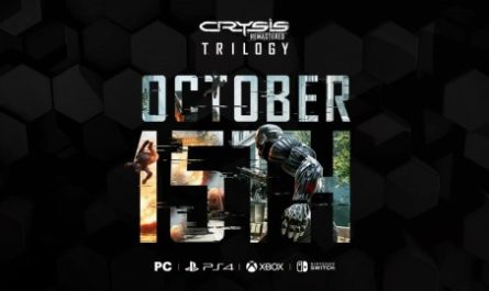 Долгожданная Crysis Remastered Trilogy обрела дату релиза