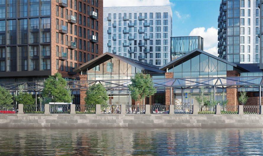 Инвестор благоустроит городскую территорию на Павелецкой набережной