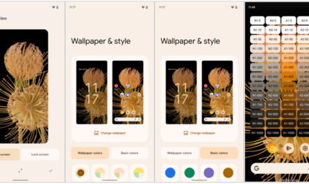 Главная фишка Android 12 будет доступна на всех устройствах