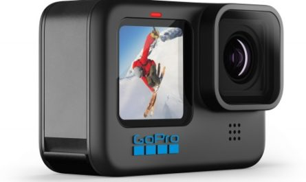 GoPro HERO10 Black: съёмка 5,3K-видео и улучшенная стабилизация