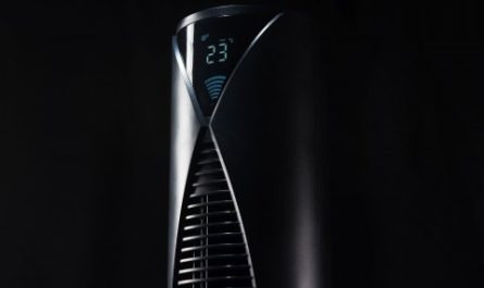 HIPER IoT Fan Tower T1. Умный вентилятор для жарких времён
