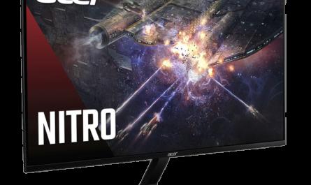 Игровой монитор Acer Nitro RG321QUP: 31,5 дюйма и 170 Гц
