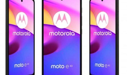 Инсайды #2622: Motorola Moto E40, Apple MacBook Pro (2021), новые наушники Sony