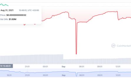 Клон шуточной криптовалюты за сутки подорожал почти на 1000%