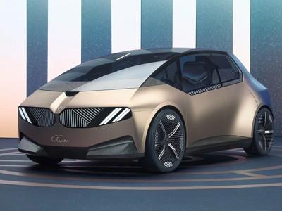 Концепт самого экологичного электрокара BMW из 2040-го