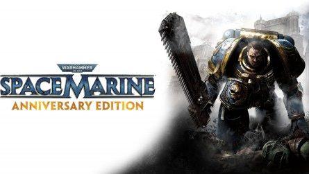 Культовая Warhammer 40K: Space Marine обзавелась юбилейным переизданием