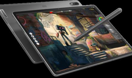 Lenovo Tab P12 Pro: флагманский планшет с OLED-экраном