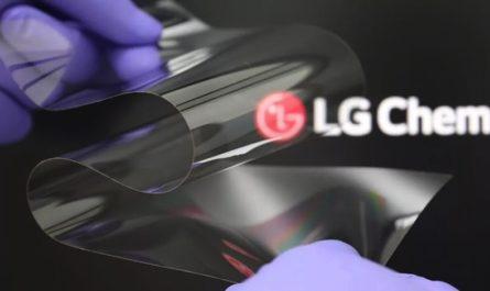 LG разработала «неубиваемый» гибкий дисплей для смартфонов