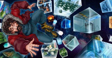 «Механический Куб: Тёмные Истории». Продолжение популярной головоломки