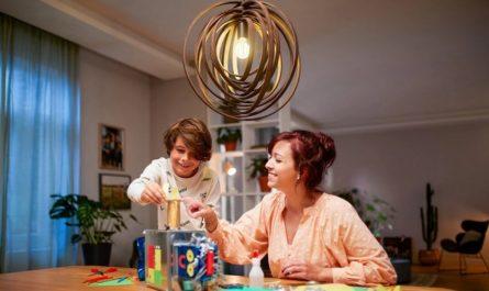 Новые светодиодные лампы Philips прослужат 50 лет