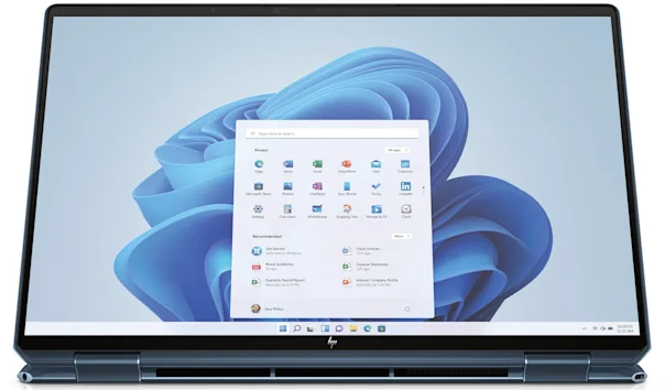 Новый HP Spectre x360: увеличенный OLED-дисплей и 17 часов работы