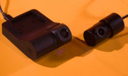 Обзор DDPAI Z40: регистратор, который прикроет спину