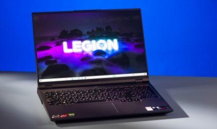 Обзор Lenovo Legion 5 Pro: гейминг в тяжёлом весе