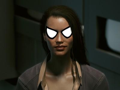 С новым модом по миру Cyberpunk 2077 можно летать, как Человек-Паук [ВИДЕО]