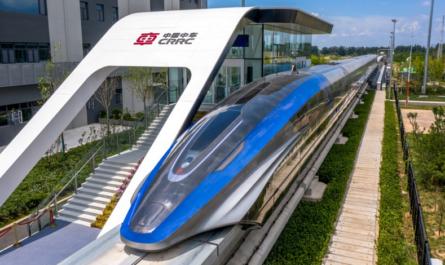 Сделано в Китае #290: летающие машины, самый быстрый поезд и лидеры в области 6G