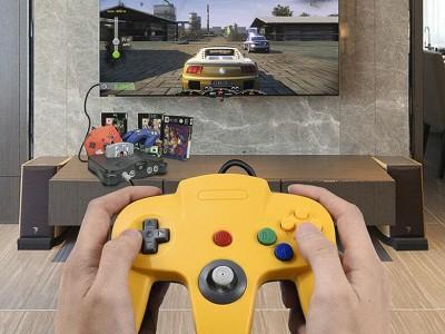 Слух: на Nintendo Switch выйдут главные хиты Nintendo 64
