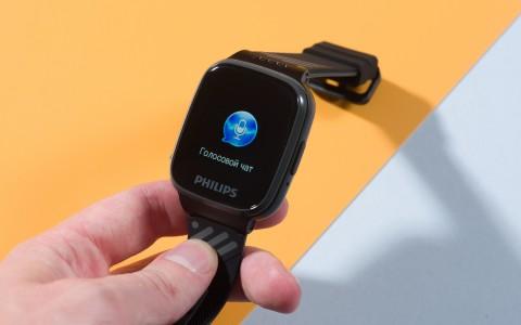 Универсальный гаджет для ребёнка: детские смарт-часы Philips W200