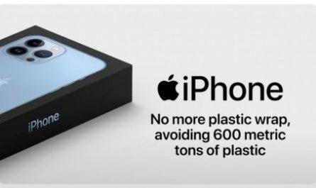 Упаковка iPhone 13 стала экологичнее. Но её легко подделать
