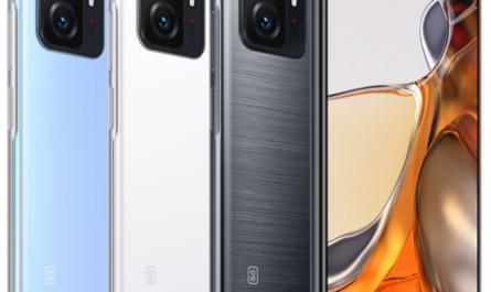В Xiaomi 11T используется виртуальный датчик приближения