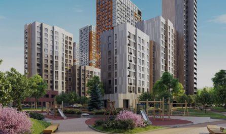 Девелопер заявил об окончании строительства корпуса 4 в ЖК «Преображение»