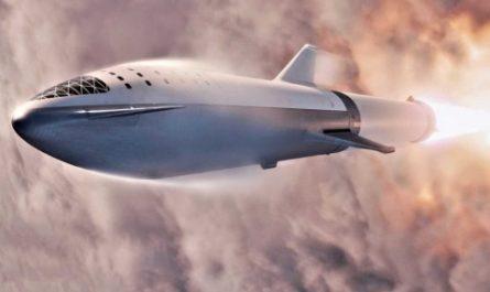 Звездолёт Илона Маска адаптируют для туристических полётов в космос