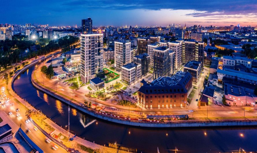 По «новой» схеме AFI Development строит около 130 000 кв. метров недвижимости в Москве