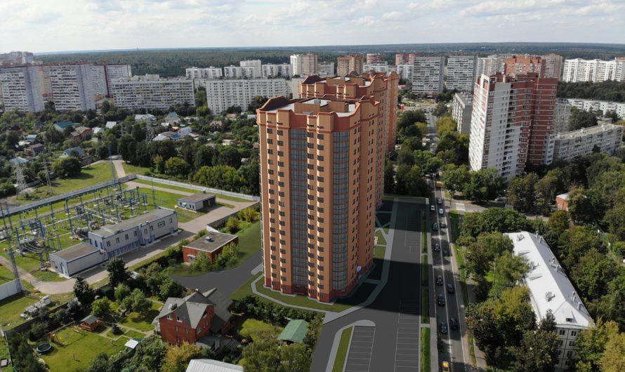 Разработан архитектурно-градостроительный облик проблемного ЖК «Троицк Е-39»
