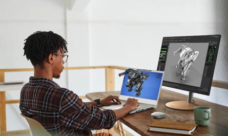 Acer представила мощный лэптоп с 3D-дисплеем и новые хромбуки