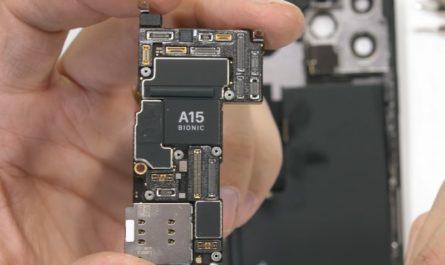 Блогер об iPhone 13 Pro Max: сложно сломать, ещё сложнее починить [ВИДЕО]