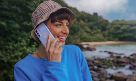 Бренд Motorola привёз в Россию новый флагман Edge 20 Pro