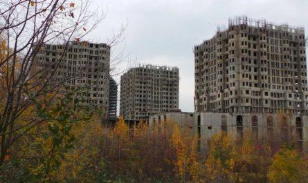 Определен подрядчик для завершения строительства проблемного ЖК «Академ Палас»