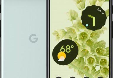 Google Pixel 6: кастомный процессор и улучшенные камеры