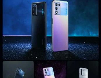 Игровой смартфон OPPO K9s с «4D-откликом» показали на первых тизерах
