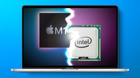 Intel хочет обойти Apple, но на это уйдёт много времени