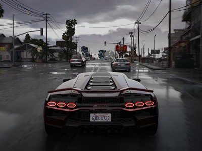 Энтузиаст показал ультрареалистичную графику в GTA V [ВИДЕО]