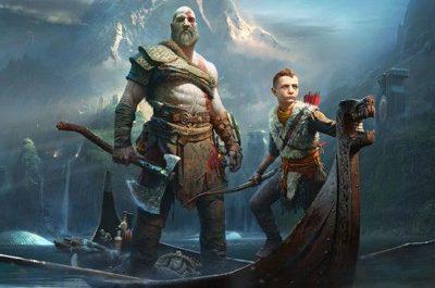 Официальный русский трейлер ПК-версии God of War закидывают дизлайками